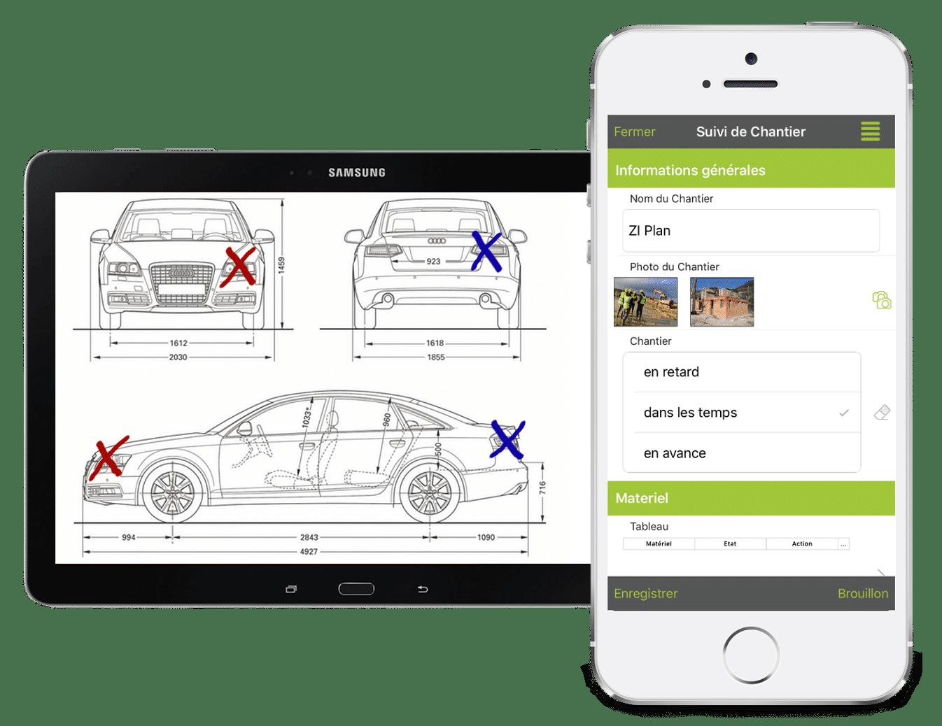 Kizeo Forms, l'Application pour vos formulaires sur mobile et tablette !