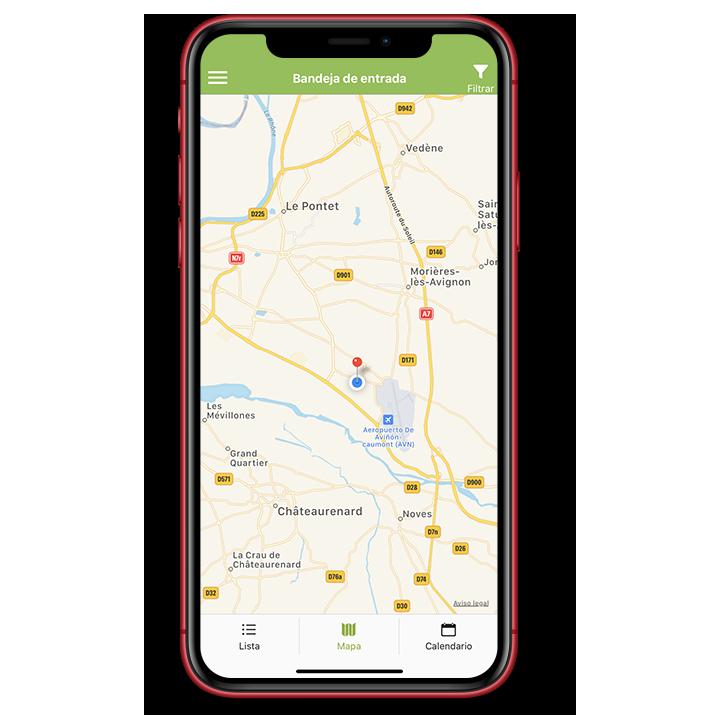 Visualiza el resultado en tu dispositivo móvil.