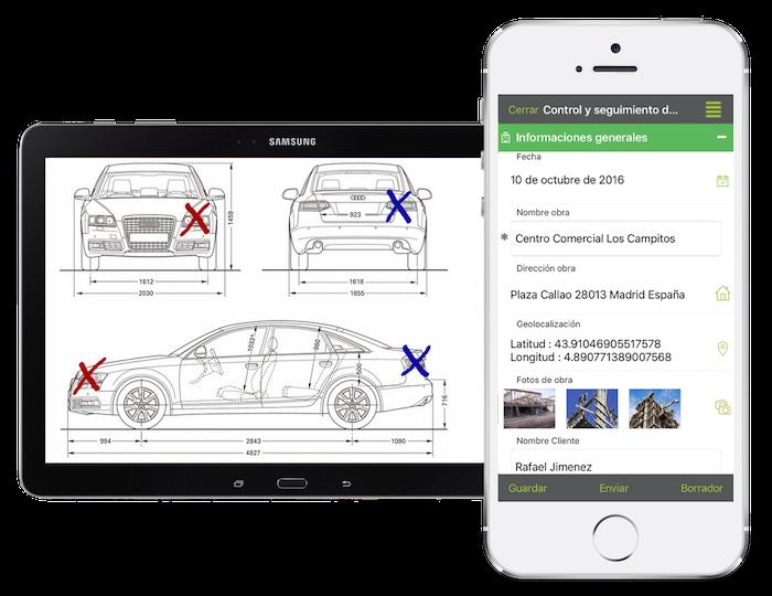 Kizeo Forms, la aplicación para crear sus formularios en su móvil o tableta.