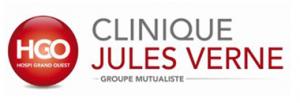 Logo Clinique Jules Verne à Nantes