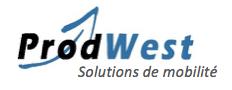 Logo Prodwest - Revendeur expert de la solution Kizeo Forms.