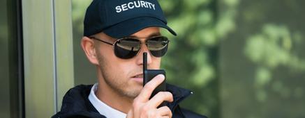 Secteur de la sécurité
