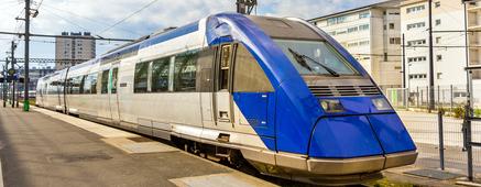 Secteur du Transport Ferroviaire - Train