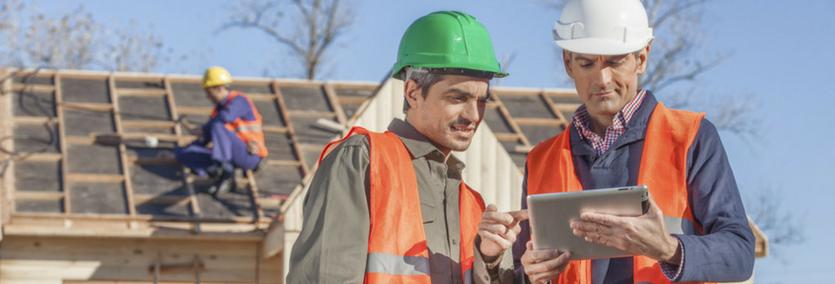 Vos suivis de chantier sur mobile et tablette avec Kizeo Forms !