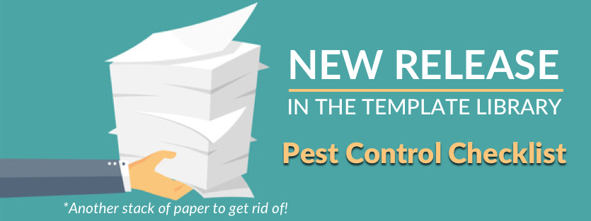 Optimize Your Pest Control Inspections With Digital Forms