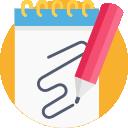 Opción de dibujo en formulario digital