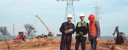 Formularios digitales para redes eléctricas