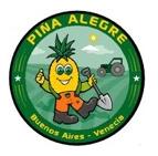 Logo Piña Alegre Costa Rica