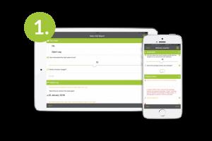 Collectez vos données terrain avec l'application Kizeo Forms