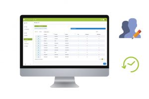 Configure your online platform