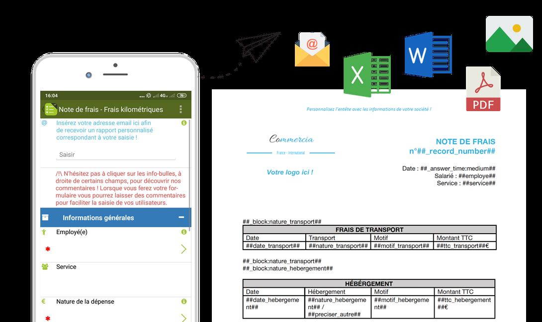Configurez des rapports entièrement personnalisés