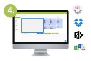 Liez Kizeo Forms avec vos logiciels métier