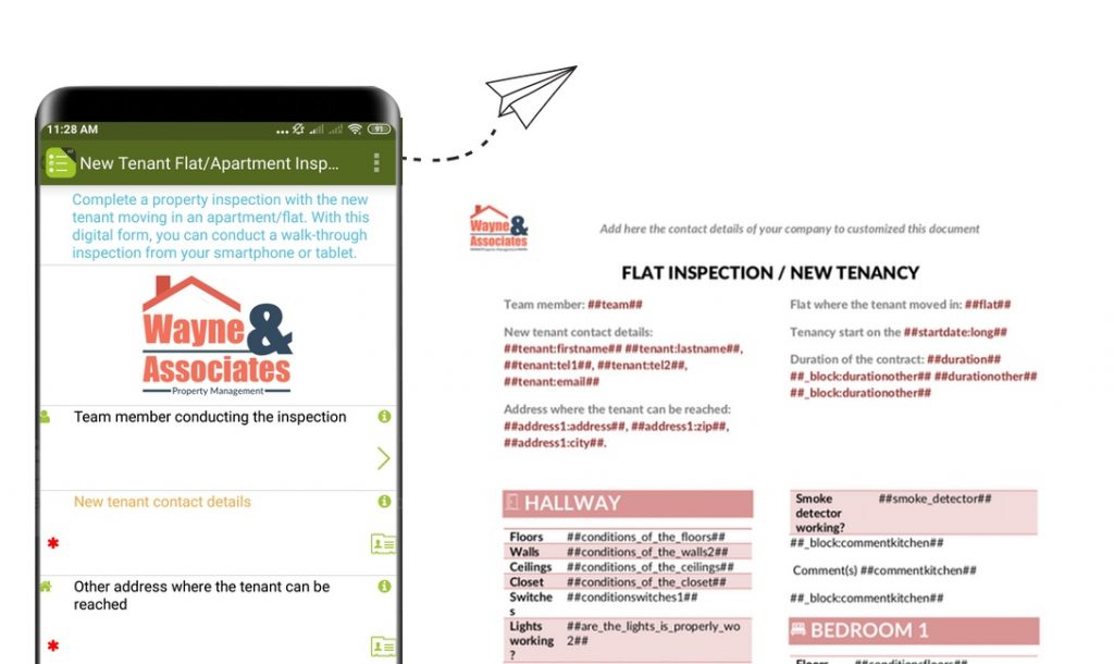 Home Inspection Template