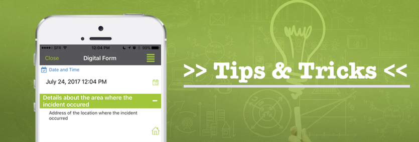 Tips and Tricks Kizeo Forms
