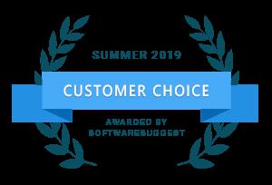 Kizeo Forms customer choice award