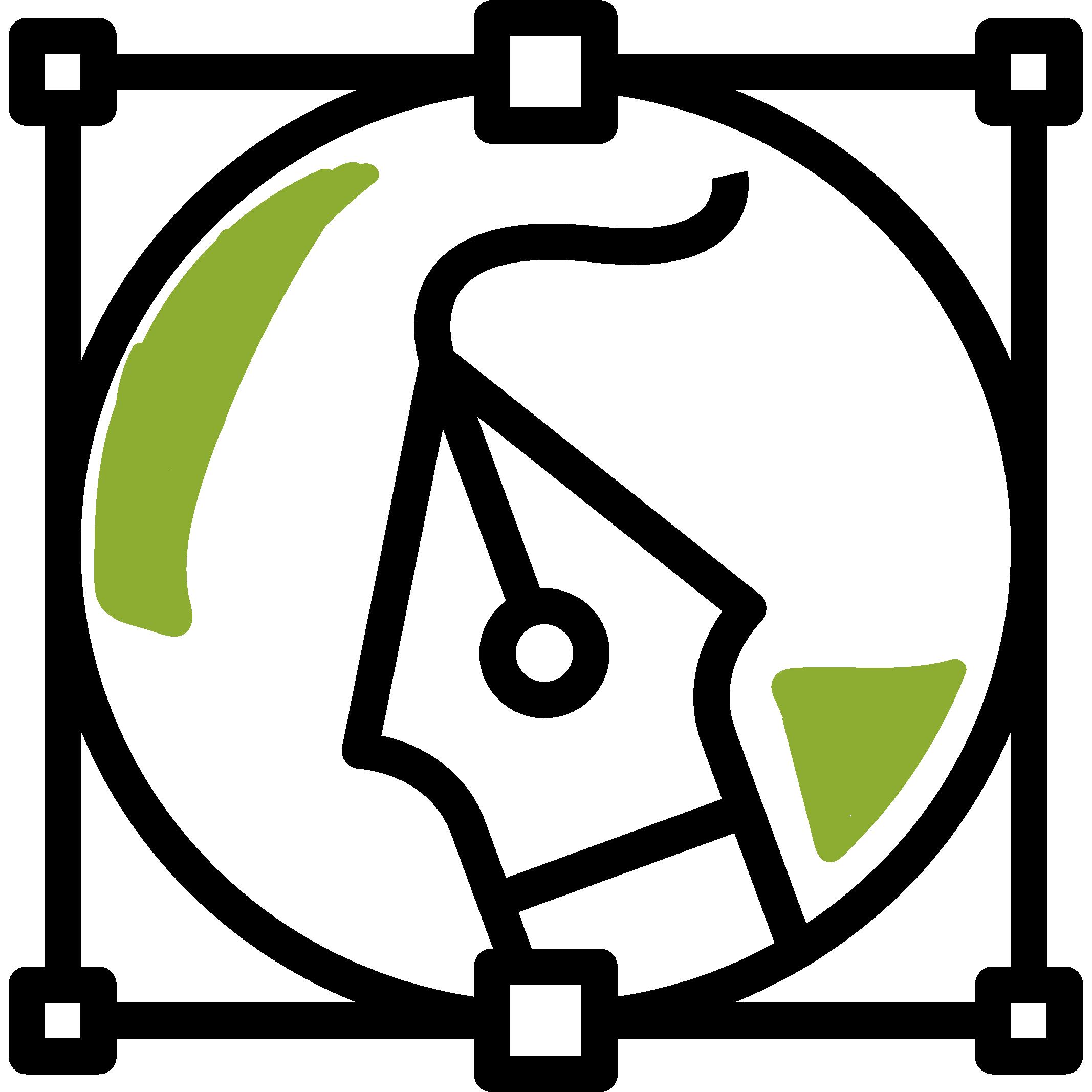 timesheet app logo-design