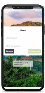 Kizeo forms solution mobile