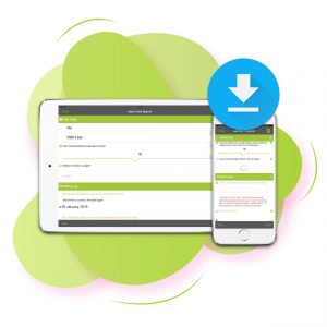 Download the Kizeo Forms application-01
