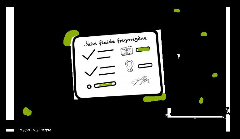 Kizeo l'application pour la gestion des fluides frigorigènes