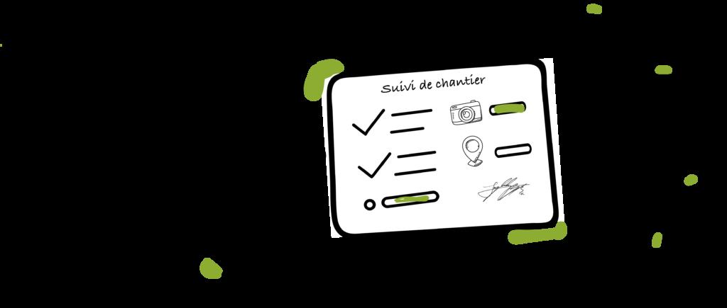 Avec Kizeo Forms créez vos formulaires de suivis de chantier