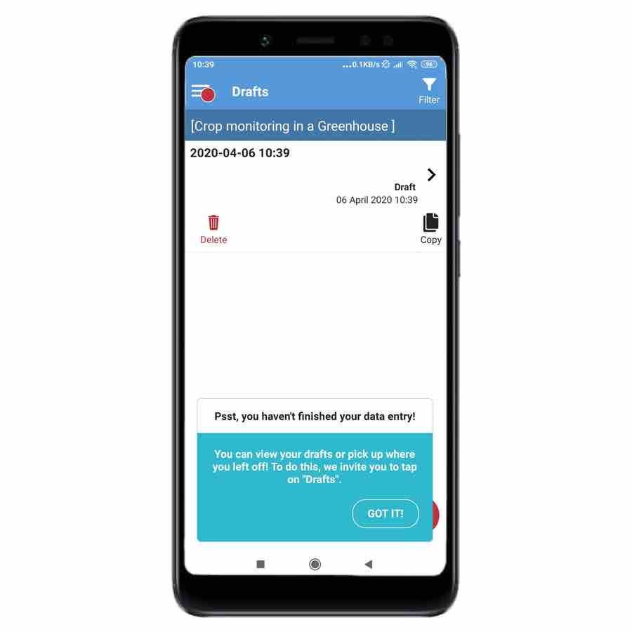 New app Kizeo Forms training tips