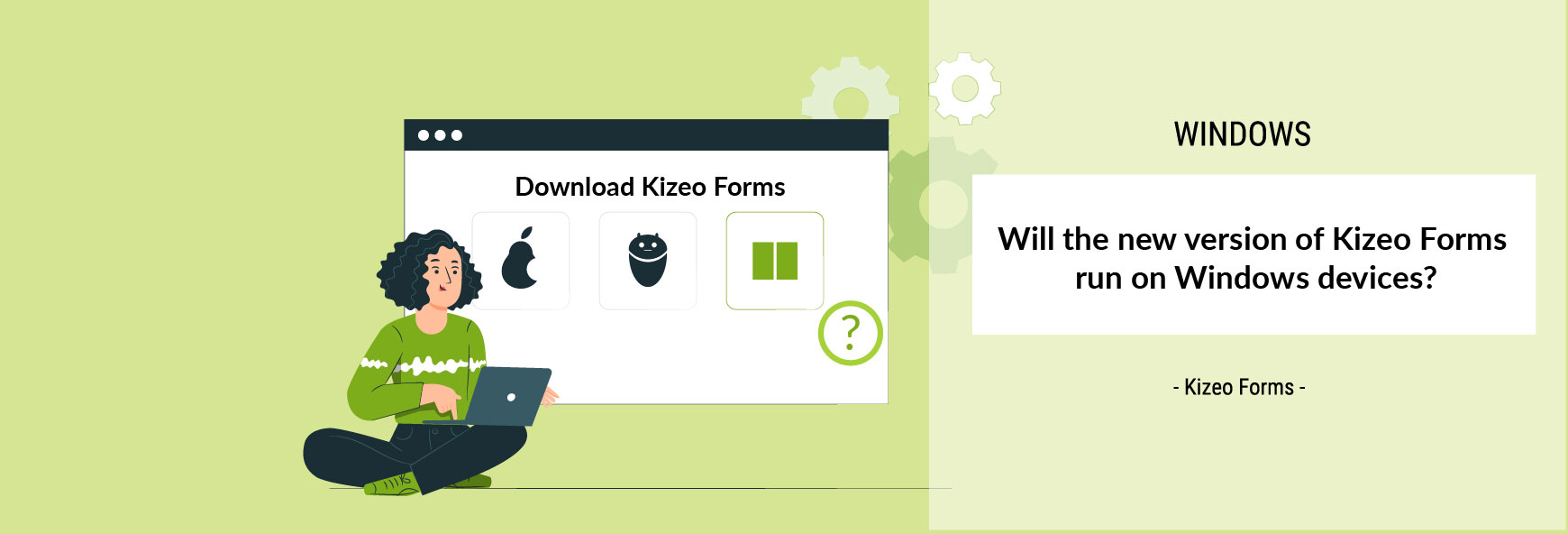 kizeo forms for windows