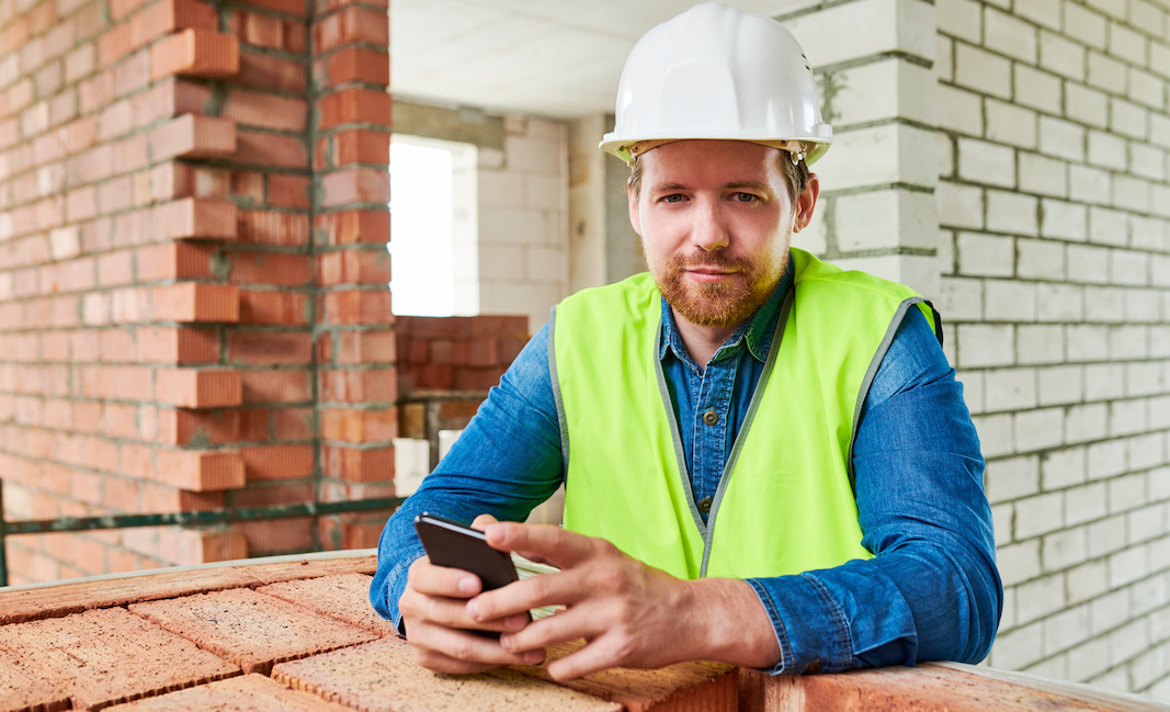 construction management app with kizeo forms
