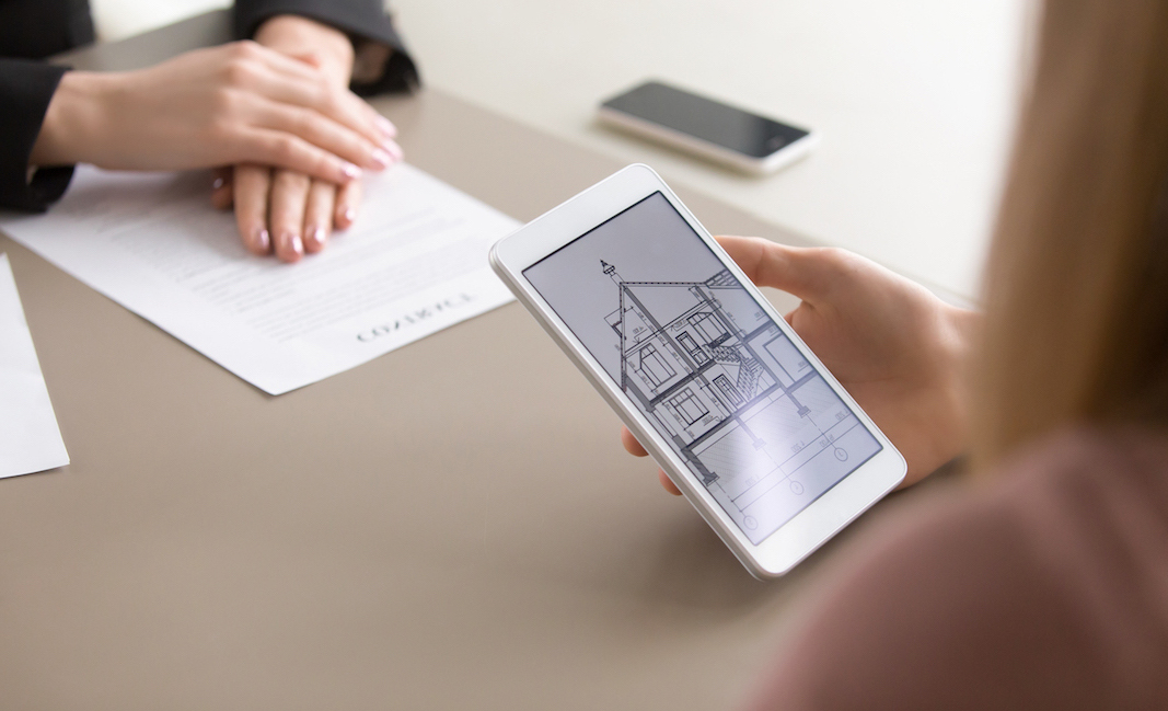 Kizeo Forms app for the real estate industry