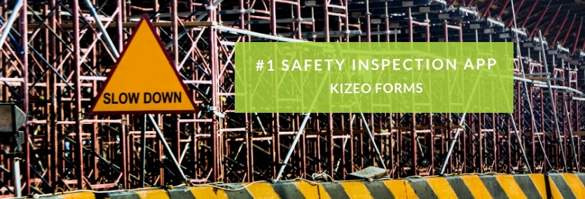 Top safety inspection app Kizeo Forms