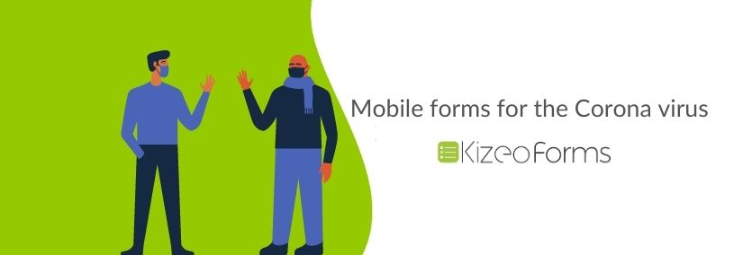 mobile forms for the corona virus