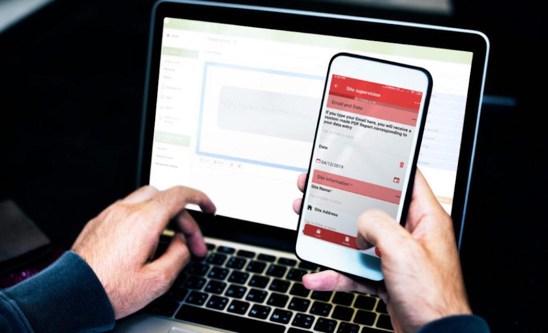 Kizeo Forms online form builder