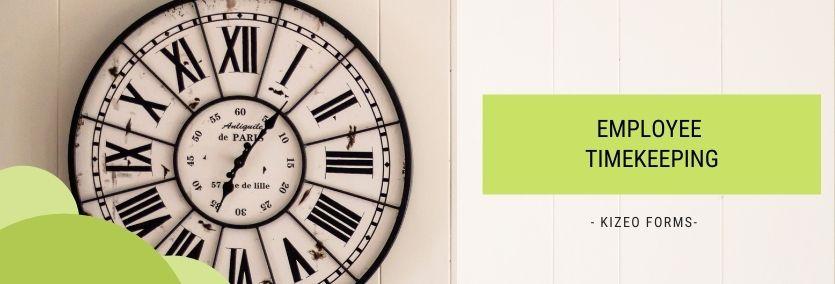 Employee timekeeping