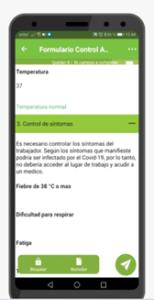 formulario control temperatura